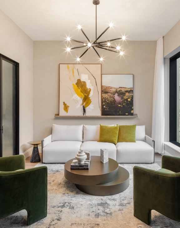 Rose Hill Living Space