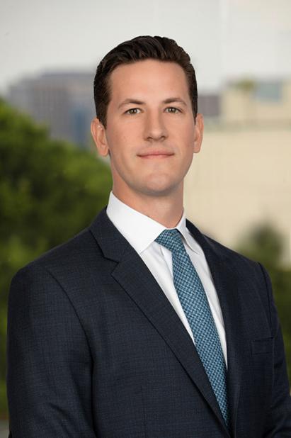headshot of Mark Hilton Carpenter, Jr.