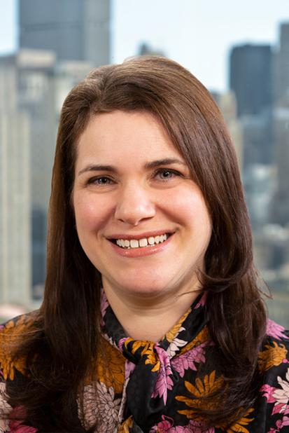 headshot of Tara Silbiger
